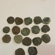 Monedas medievales: LOTE MONEDAS MEDIEVALES. Lote 217833665