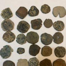 Monnaies médiévales: LOTE DE MONEDAS MEDIEVALES. Lote 231741885