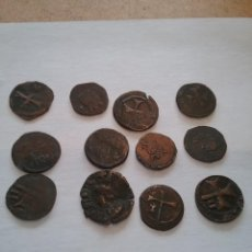 Monnaies médiévales: DOCE MONEDAS. VELLONES. (141-3). Lote 233820405