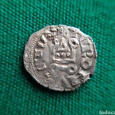 Monedas medievales: MONEDA, OBOLO MEDIEVAL, A IDENTIFICAR. Lote 239609095