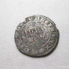 Monedas medievales: MONEDA BLANCA DE ENRIQUE III. Lote 239859355
