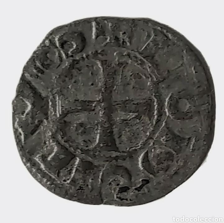 FRANCE. COMTÉ D' ANGOULEME ET DE LA MARCHÉ. DENIER. LOUIS D' OUTREMER. (Numismática - Hispania Antigua- Medievales - Otros)