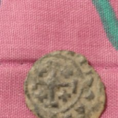 Moedas medievais: MED- BRONCE CRUZADAS CRUZ ORDEN DEL SANTO SEPULCRO JERUSALÉN POSIBLE REINO CRUZADO CHIPRE. Lote 249152175
