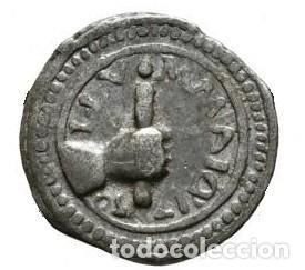 1739. LLUCMAJOR. PLOM. (CRU.L. 2408). PLOMO ECLESIÁSTICO MALLORQUIN. ESCASO. EBC (Numismática - Hispania Antigua- Medievales - Otros)