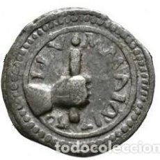 Monedas medievales: 1739. LLUCMAJOR. PLOM. (CRU.L. 2408). PLOMO ECLESIÁSTICO MALLORQUIN. ESCASO. EBC. Lote 253772295