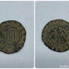 Monedas medievales: MONEDA. ENRIQUE III. BLANCA. SEVILLA. VER FOTOS. Lote 254722125