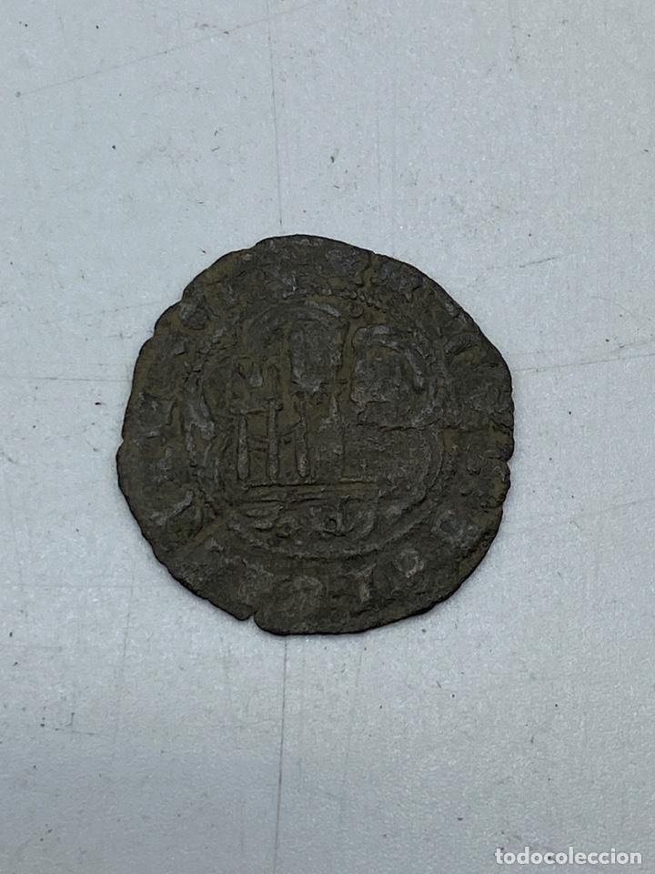 Monedas medievales: MONEDA. ENRIQUE III. BLANCA. BURGOS. VER FOTOS - Foto 2 - 254722175