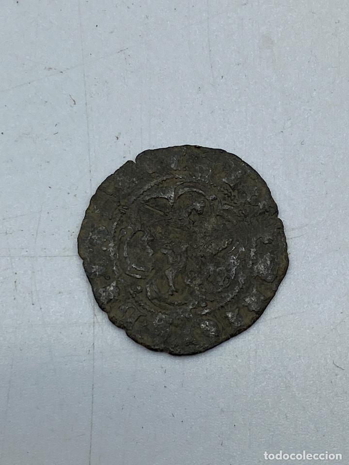 Monedas medievales: MONEDA. ENRIQUE III. BLANCA. BURGOS. VER FOTOS - Foto 3 - 254722175