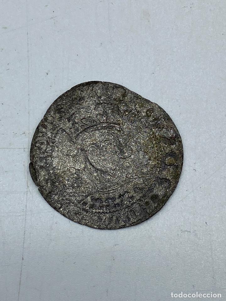 Monedas medievales: MONEDA. ENRIQUE II. MEDIO REAL DE VELLÓN. SEVILLA. VER - Foto 3 - 254723240