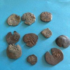 Monedas medievales: LOTE MONEDAS MEDIEVALES. Lote 254880760