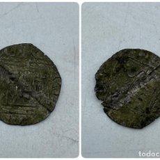 Monedas medievales: MONEDA. ALFONSO XI. DINERO NOVEN. VER FOTOS. Lote 255970715
