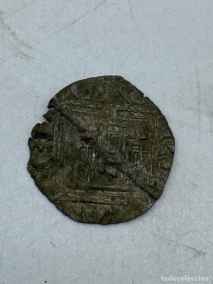 Monedas medievales: MONEDA. ALFONSO XI. DINERO NOVEN. VER FOTOS - Foto 2 - 255970715