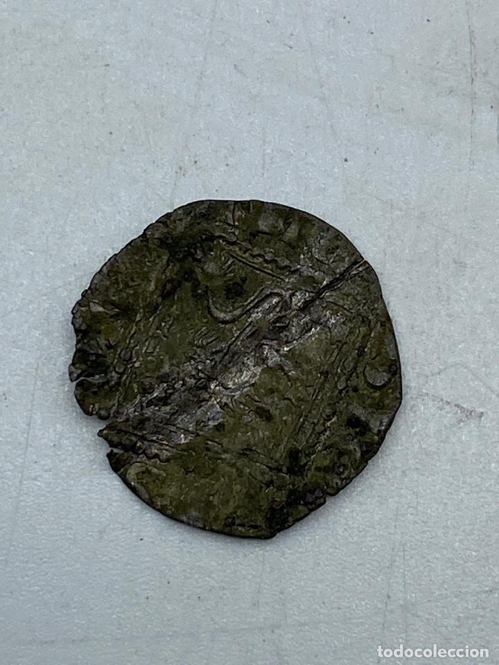 Monedas medievales: MONEDA. ALFONSO XI. DINERO NOVEN. VER FOTOS - Foto 3 - 255970715