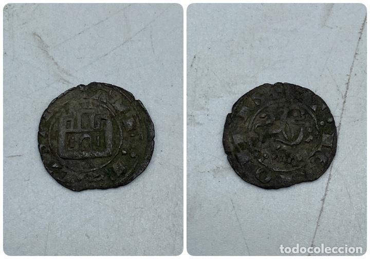 MONEDA. ALFONSO X. MARAVEDI PRIETO. VER (Numismática - Hispania Antigua- Medievales - Otros)