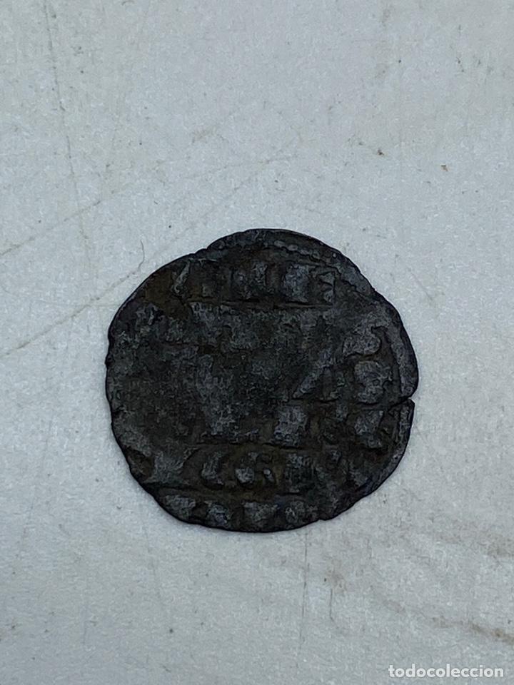 Monedas medievales: MONEDA. ALFONSO X. DINERO DE 6 LINEAS. VER - Foto 2 - 255972500