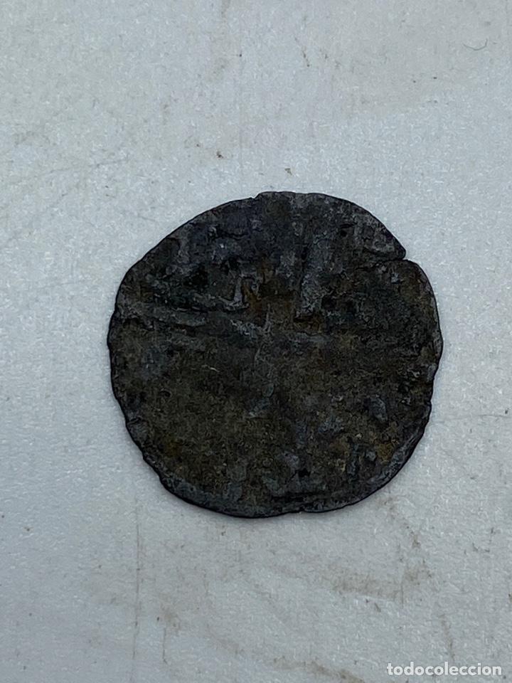 Monedas medievales: MONEDA. ALFONSO X. DINERO DE 6 LINEAS. VER - Foto 3 - 255972500