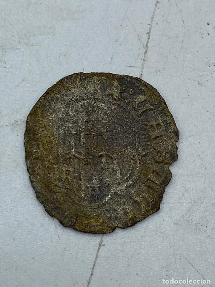 Monedas medievales: MONEDA. ENRIQUE III. BLANCA. VER - Foto 2 - 255973440