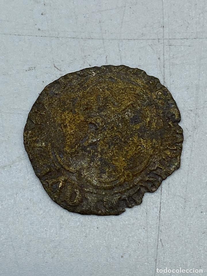 Monedas medievales: MONEDA. ENRIQUE III. BLANCA. VER - Foto 3 - 255973440