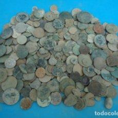 Moedas medievais: GRAN LOTE DE MAS DE 1,200 GRS DE MONEDAS .. Lote 257433985