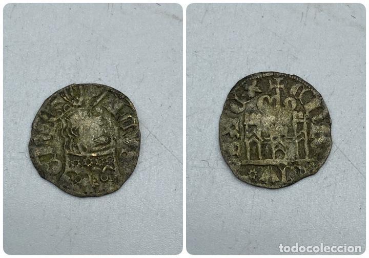 MONEDA. ENRIQUE II. CORNADO. CÓRDOBA. VER FOTOS (Numismática - Hispania Antigua- Medievales - Otros)