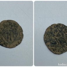 Monedas medievales: MONEDA. ENRIQUE IV. BLANCA DEL ROMBO. VER FOTOS. Lote 257772715