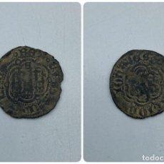 Monedas medievales: MONEDA. JUAN II. BLANCA. SEVILLA. VER FOTOS.. Lote 258316155