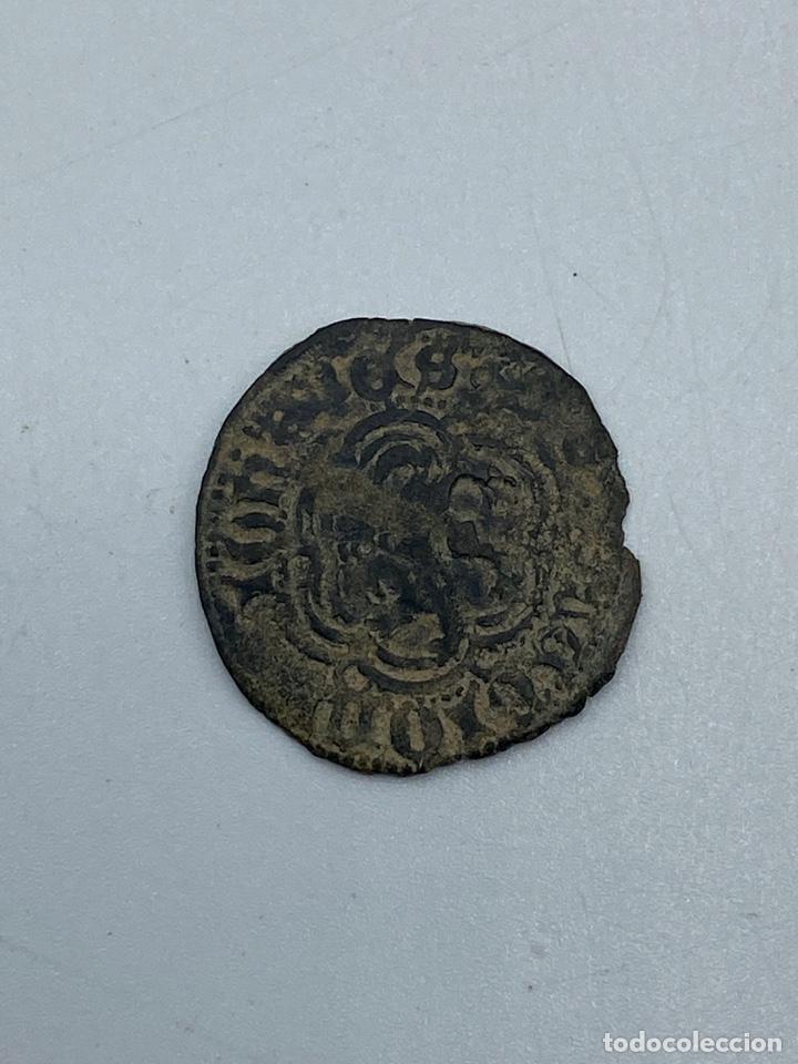 Monedas medievales: MONEDA. JUAN II. BLANCA. SEVILLA. VER FOTOS. - Foto 3 - 258316155