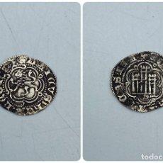 Monedas medievales: MONEDA. ENRIQUE III. BLANCA. VELLON. SEVILLA.VER FOTOS. Lote 260015890