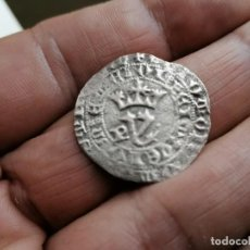 Moedas medievais: REAL PRIETO JUAN I PORTUGAL CECA PORTO. Lote 267323169