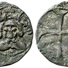 Monedas medievales: ALFONS IV (1416-1458). MALLORCA. DINER. (CRU.V.S. 855) (CRU.C.G. 2902). RARA. 0,41 G. MBC+. Lote 269494378
