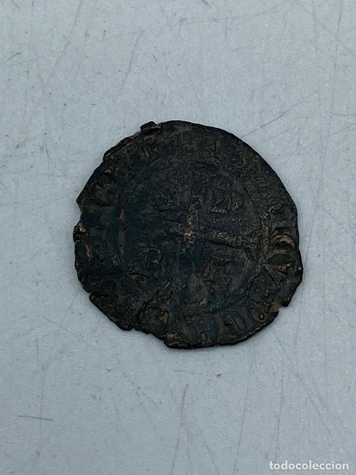 Monedas medievales: MONEDA. ENRIQUE IV. REAL DE BUSTO. - Foto 4 - 269780643