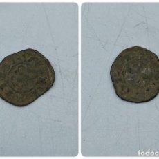 Monedas medievales: MONEDA. ALFONSO VIII DE CASTILLA. DINERO DE VELLON. VER FOTOS. Lote 269782553