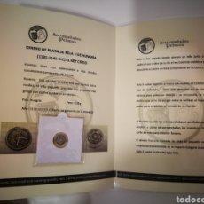 Monedas medievales: DINERO DE PLATA DE HUNGRÍA DEL REY BELA II 1131-1141D.C. Lote 273323993