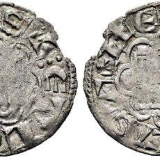 Monedas medievales: ALFONSO X (1252-1284). SEVILLA. NOVÉN. VELLÓN. 1277. SIN PUNTUACIÓN EN ANVERSO. MBC. Lote 276972213