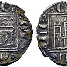 Monedas medievales: ALFONSO X (1252-1284). CRECIENTE. ÓBOLO O PUESA. CY1170 (90 €). 0,45 G. EBC. ATRACTIVO EJEMPLAR.. Lote 276972503