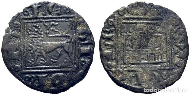 ALFONSO X (1252-1284). CRECIENTE. ÓBOLO O PUJESA. CY1170/73 (90/100 €). 0,6 G. MBC+/MBC. MUY ESCASA (Numismática - Hispania Antigua- Medievales - Otros)