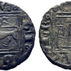 Monedas medievales: ALFONSO X (1252-1284). CRECIENTE. ÓBOLO O PUJESA. CY1170/73 (90/100 €). 0,6 G. MBC+/MBC. MUY ESCASA. Lote 276972768