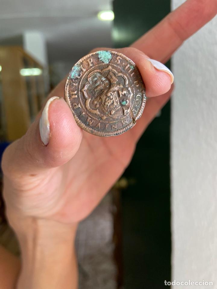 Monedas medievales: Juego 2 monedas antiguas - Foto 6 - 277446988