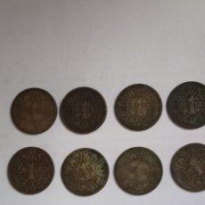 Monedas medievales: LOTE 8 MONEDAS DE 1 PESETA. Lote 286483573
