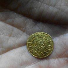 Monedas reinos visigodos: MONEDAS VISIGODAS. TRIENTE CHINTILA CORDOBA 1,3 GR (636-639). Lote 58691233