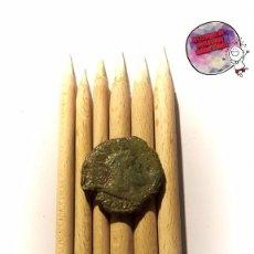 Monedas reinos visigodos: 6 LAPICERO LIMPIADOR FIBRA DE VIDRIO CRAYONS GRATTOIR FIBRE DE VERRE DE NETTOYAGE MONNAIE ANCIENNE. Lote 82863416