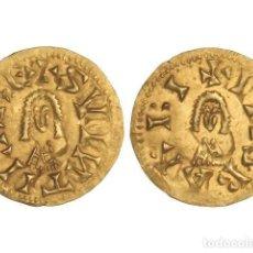 Monedas reinos visigodos: MONEDAS VISIGODAS, TRIENTE., BARBI (BAÉTICA).. Lote 102911339