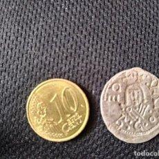 Monedas reinos visigodos: ANTIGUA MONEDA DE PLATA . Lote 114986323