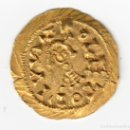 Monedas reinos visigodos: REINO VISIGODO: TREMIS ORO SISEBUTO (612-621) - TOLEDO. Lote 124202535