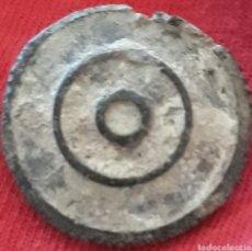 Monedas reinos visigodos: PINJANTE VISIGODO DE CABALLERIA. Lote 146745776