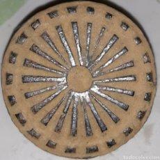 Monedas reinos visigodos: BOTÓN DE BRONCE. Lote 152953548