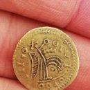 Monedas reinos visigodos: MONEDA VISIGODA (ORO) . Lote 159758950