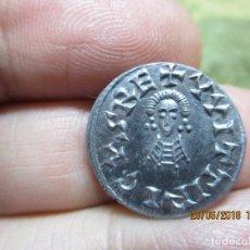Monedas reinos visigodos: TREMIS DE WITERICO ORIGINAL DE CARL BECKER. Lote 173035955