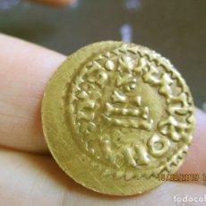 Monedas reinos visigodos: TRIENTE DE WITIZA . ORO 1,55 GRAMOS. Lote 174004752