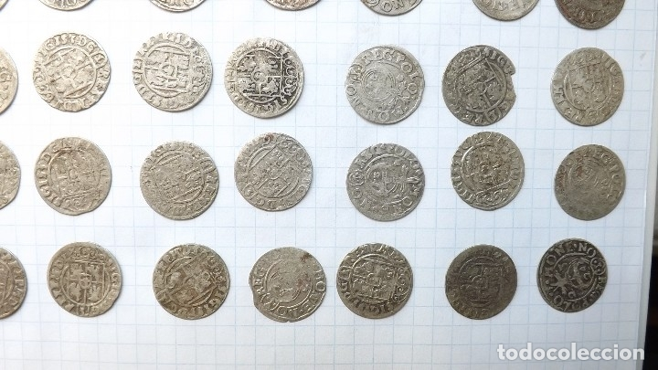 Monedas reinos visigodos: coins of poland and sweden 17th century-2 - Foto 3 - 176283557